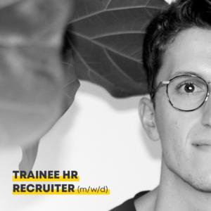 Trainee HR Recruiter