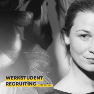 Werkstudent Recruiting